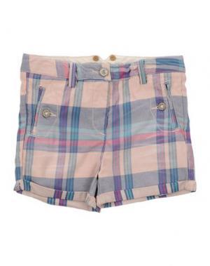 Повседневные шорты SCOTCH R'BELLE. Цвет: светло-розовый