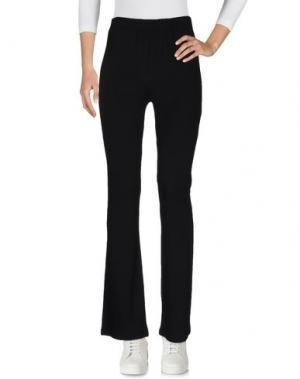 Повседневные брюки SHE WISE. Цвет: черный