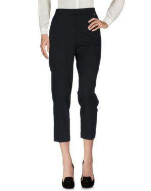 Повседневные брюки DIVE DIVINE. Цвет: черный