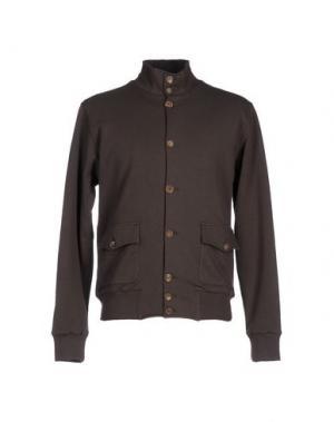 Куртка COOPERATIVA PESCATORI POSILLIPO. Цвет: темно-коричневый