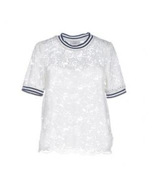Pубашка BELAIR. Цвет: белый