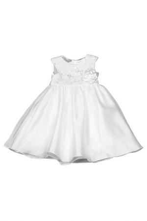 Платье LP collection. Цвет: белый
