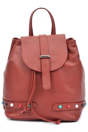 Backpack Isabella Rhea. Цвет: red