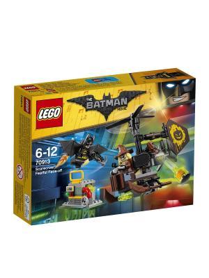 Batman Movie Схватка с Пугалом 70913 LEGO. Цвет: синий