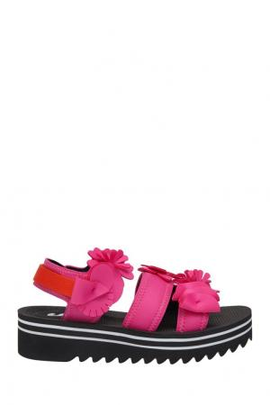 Открытые сандалии Suecomma Bonnie. Цвет: фуксия