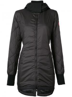 Пальто Stellarton Canada Goose. Цвет: чёрный