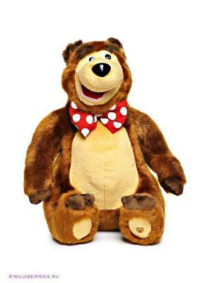 Мягкая игрушка Медведь Мульти-пульти. Цвет: коричневый