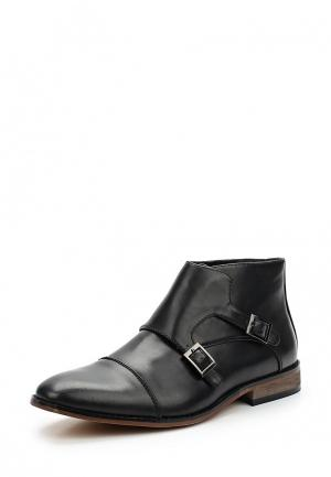 Ботинки Galax. Цвет: черный