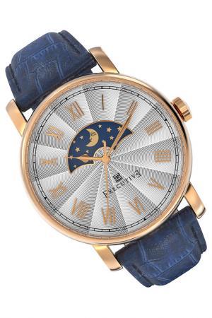 Часы Executive. Цвет: синий