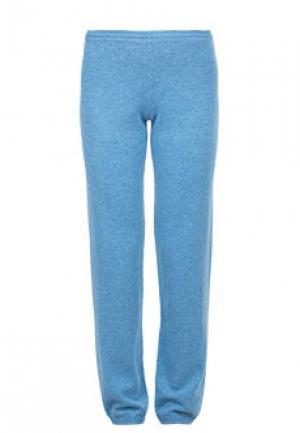 Спортивные брюки NOT SHY. Цвет: голубой