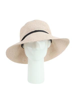 Шляпа Moltini. Цвет: розовый