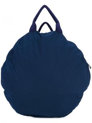 Круглый рюкзак Moselle Côte&Ciel. Цвет: синий
