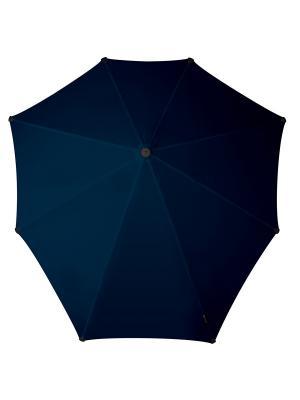 Зонт-трость senz Original midnight blue. Цвет: темно-синий