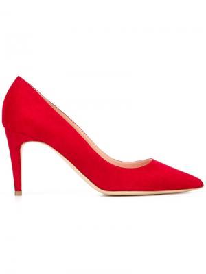 Классические туфли Rupert Sanderson. Цвет: красный