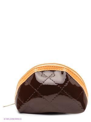 Кошелек Migura. Цвет: коричневый, бежевый