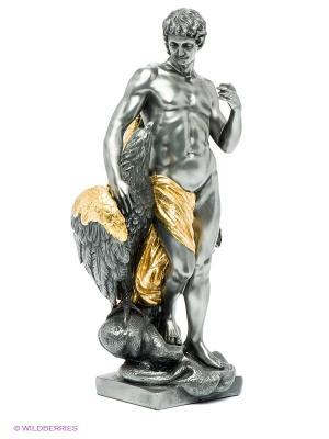Статуэтка Ганимед - Любимец Зевса Veronese. Цвет: темно-серый, золотистый