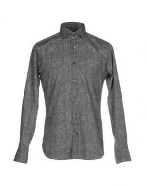 Pубашка GUGLIELMINOTTI. Цвет: темно-зеленый