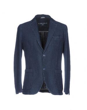 Пиджак CIRCOLO 1901. Цвет: синий