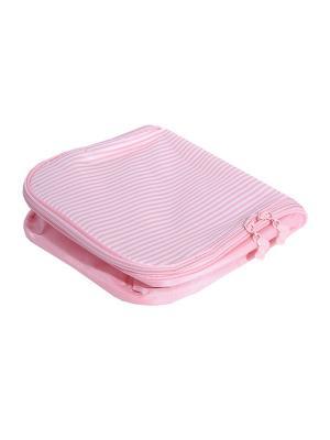 Несессер Casual Chic. Цвет: розовый