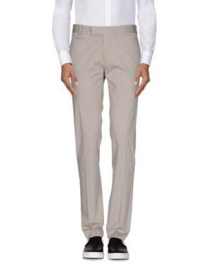Повседневные брюки HOTEL. Цвет: серый