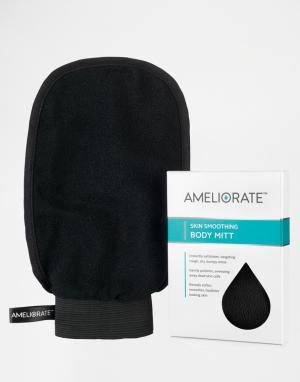 Ameliorate Смягчающая кожу варежка для тела. Цвет: бесцветный