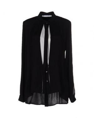 Pубашка CRISTINAEFFE. Цвет: черный