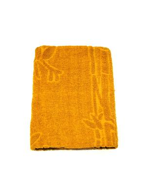 Полотенце Бамбук 70х140 La Pastel. Цвет: коричневый