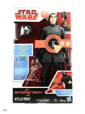 Интерактивная фигурка-титан Звездных Войн Эпизод 8 Star Wars. Цвет: черный