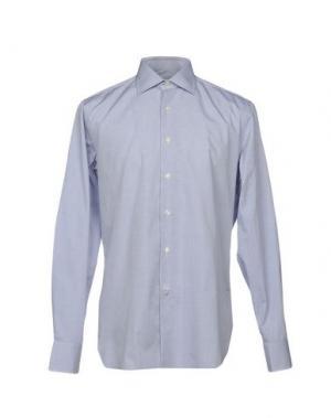 Pубашка GRIGIO PERLA. Цвет: темно-синий