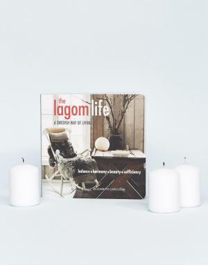 Books Книга Lagom Life Swedish Living. Цвет: мульти