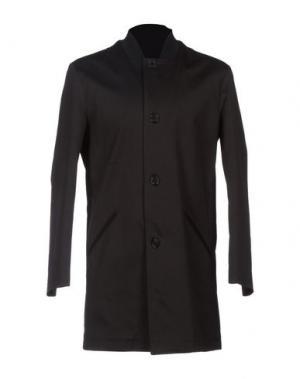 Легкое пальто MM by MARIOMATTEO. Цвет: стальной серый