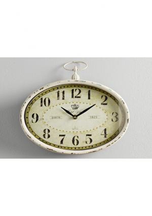 Настенные часы Heine Home. Цвет: кремовый