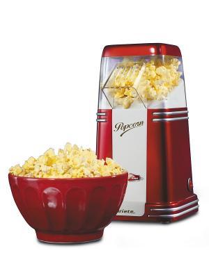 Прибор для приготовления попкорна 2952 PARTY TIME. ariete. Цвет: красный