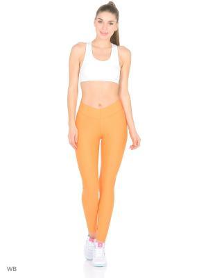 Леггинсы Bona Fide. Цвет: оранжевый