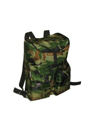 Рюкзак ОРИОН 30Л., OXFORD 240D, ЦВ. КАМУФЛЯЖ (ORI30B) Campland. Цвет: зеленый, коричневый, хаки