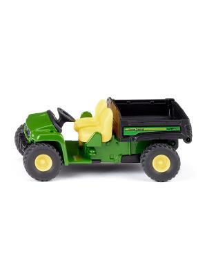 Машина John Deere SIKU. Цвет: черный, зеленый