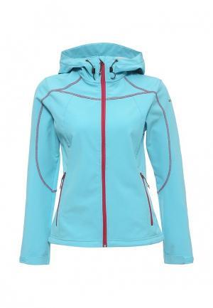 Куртка Icepeak. Цвет: голубой