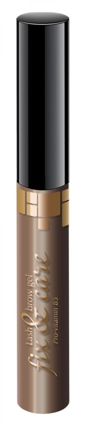 Гель для бровей Art-Visage Коричневый. Цвет: коричневый