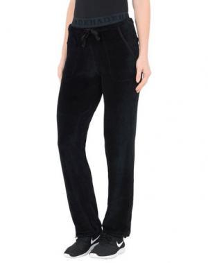 Повседневные брюки DEHA. Цвет: черный