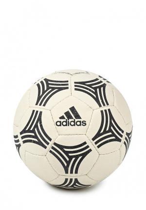 Мяч футбольный adidas Performance. Цвет: бежевый
