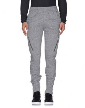 Повседневные брюки SLY010. Цвет: серый