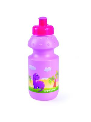 Поильник 360 мл 4/113 Canpol babies. Цвет: розовый