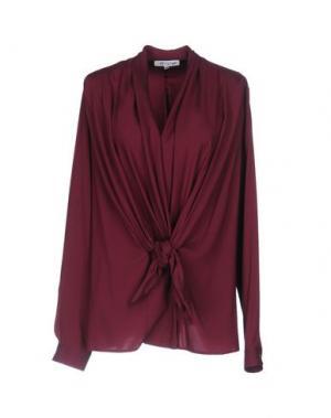 Pубашка GOSSIP. Цвет: пурпурный