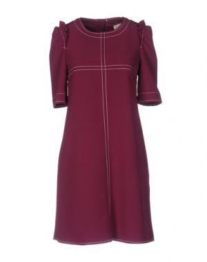 Короткое платье VICOLO. Цвет: фиолетовый