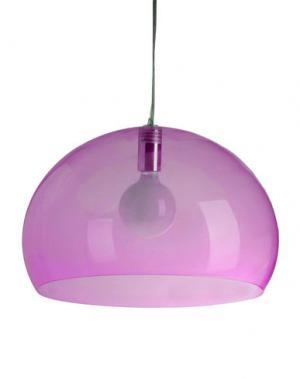 Подвесная лампа KARTELL. Цвет: фуксия