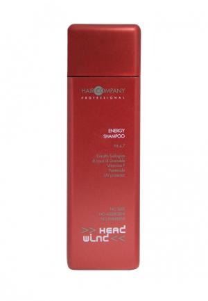 Шампунь Hair Company Professional. Цвет: красный