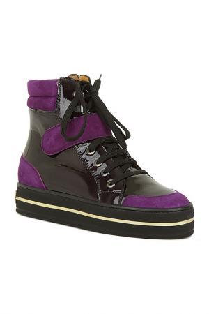 Ботинки GIEMME. Цвет: черный
