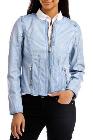 Куртка Point Zero. Цвет: синий