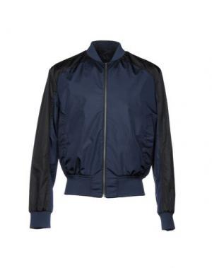 Куртка TIGER OF SWEDEN. Цвет: темно-синий