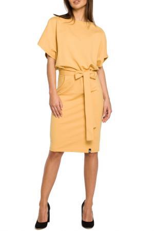 Dress BeWear. Цвет: yellow